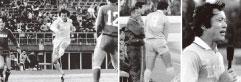 釜本選手時代写真